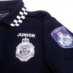 Junior Police POLO qpaa
