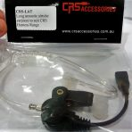 CRS Mic plug to ear air tube (bud earpiece)
