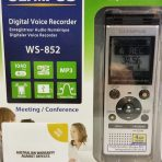Olympus WS852 4Gb Digital Voice Recorder