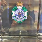 Glass Plaque – Medium Rectangular