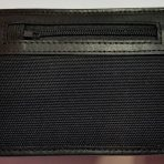 Wallet RFID 2 piece with eyelet