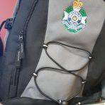 Qps backpack Grey