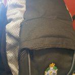 Qps backpack Black/Silver