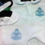 Baby suit – Junior logo