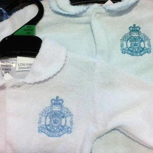 Baby suit boys white,light blue $15.95