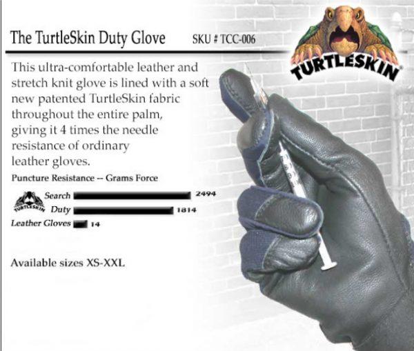 Turtleskin CC 006 duty gloves